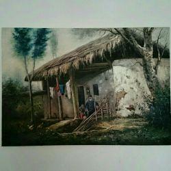بازم از نقاشیام........:-)
