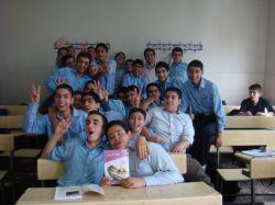 سال سوم راهنمایی. مدرسه ی شهدای موتلفه اسلامی. جلسه ی آخر کلاس علوم تجربی ...