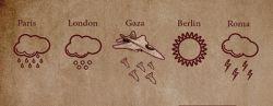 غزه بدون شرح...