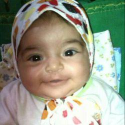 یاسمین با روسری