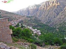 روستای هورامان