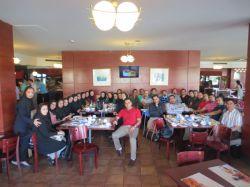 صبحانه رستوران اردک آبی - 1393/05/15 چهارشنبه