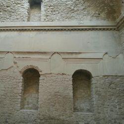 هنوز هم یه چیزهایی از نماهای داخل کاخ باقی مونده