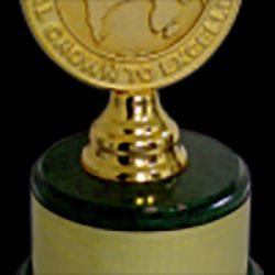 دریافت نشان لیاقت و طلائی از سازمان تجارت جهانی ROYAL CROWN