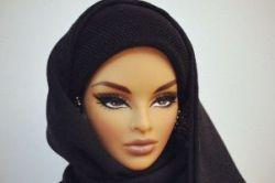 تولید باربی های با حجاب
