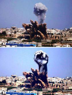 آثار خلاقانه و تامل برانگیز هنرمندان فلسطینی