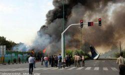 این حادثه ناگوار به خانواده کشته شدگان سقوط هواپیما تسلیت میگم:(