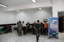 حضور پربار مدیر عامل موسسه دارایی های فکری و فناوری پلکان در نمایشگاه دانشگاه آزاد اسلامی مشهد