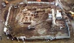 خانه رسول خدا در حال بازسازی