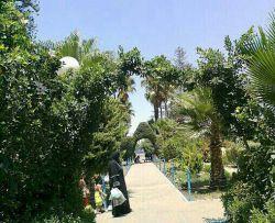 پارک شهرداری در غزه