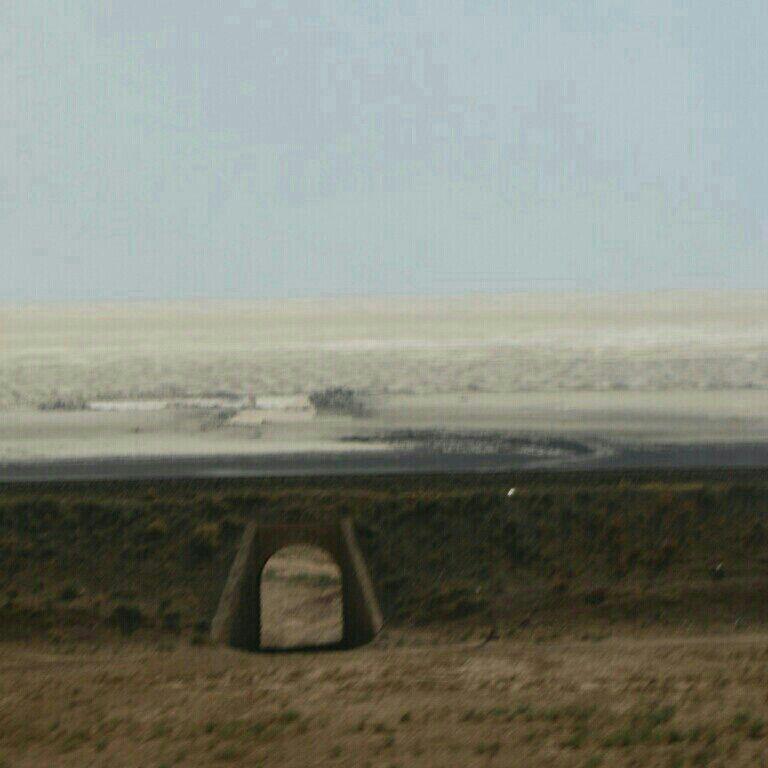 احوال این روزها ی #دریاچه #ارومیه