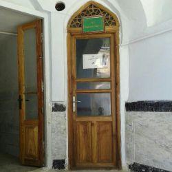 حوزه علمیه ایت الله علوی خوانسار حجره ای که امام خمینی ۶ ماه در ان حضور داشتند