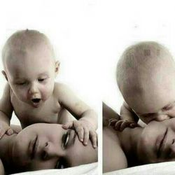 یه بوس برای مامانا