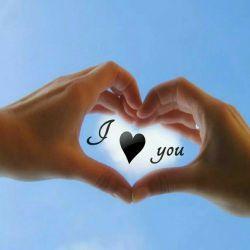فقط همین: دوستت دارم و بس . . . . .