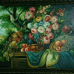 یکی دیگه از نقاشیام تقدیم به همه دوستان لنزور.........:)