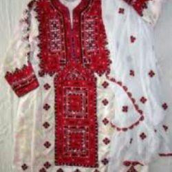 لباس عروس بلوچی