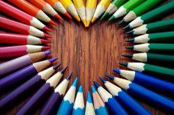 این قلب منه تقدیم به تمام بچه های لنزور
