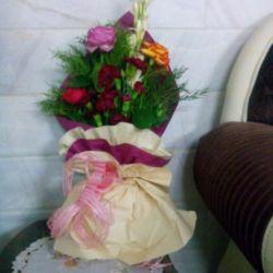اینم گل خواستگاری ابجیم