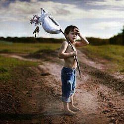 آخ که چه قد سخته تنها باشی ،منتظرباشی اما هیشکی نیاد