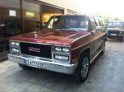gmc suburban 1978