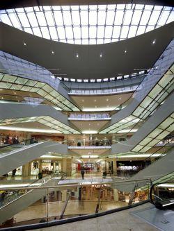 مراکز خرید مدرن (2) : سیتی پوینت City Point - کَسِل. آلمان