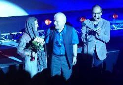 افتتاحیه جشنواره فیلم و عکس همراه تهران 21 شهریور 1393