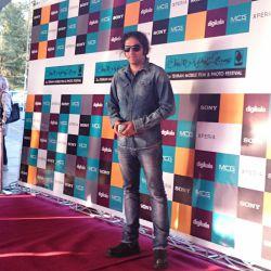 رضا یزدانی در افتتاحیه جشنواره فیلم و عکس همراه تهران 21 شهریور 1393