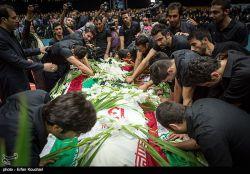 یادش بخیر روز تشیع جنازه آقا حسین. چه روز بدی بود.