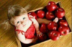 دختر سیبی است،: که باید از درخت سربلندی چیده شود،  نه درپای علف های هرز. ...!