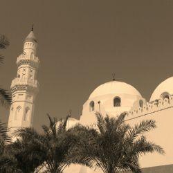 قبا اولین مسجد اسلام