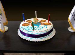 کیک تولد 5 سالگیمون