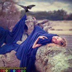 دلتنگی ات هر شب دیرتر از من به خواب میرود , و هر صبح پیش از خورشید در من طلوع میکند ....