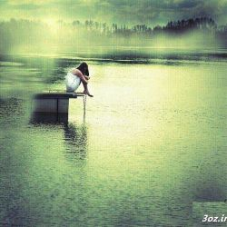 باران که بند بیاید , تازه خاطره ها شروع می کنند به چکه کردن .....