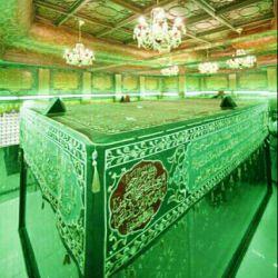 قبر امام حسین (ع)