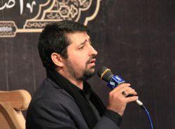 حاج علیرضا بیگدلی محرم 93