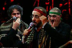 شب تاسوعا کانون رهپویان وصال شیراز