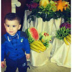 پسر گل من