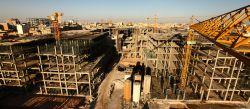 صحن حضرت زهرا (س) - تابستان 1393    قسمت زیارتی به مساحت 109000 متر مربع