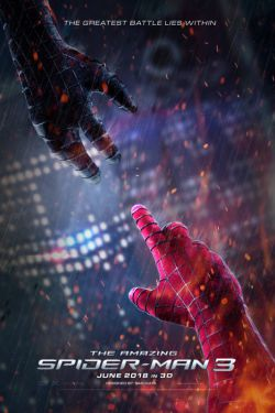 این پوستر فیلم جدید مرد عنکبوتی شگفت انگیز 3 هست