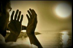 مهربان خدای من  میدانم که تا آسمان راهی نیست  ولی تا آسمانی شدن راه بسیار است !  این دست های خالی به سوی تو بلند میشود و تمنا دارد  ما بی سلیقه ایم ، طلب آب و نان میکنیم  تو خود ای خزانه دار بخشش ها ، بهترین ها را برای ما و دوستانمان محقق کن..آمین