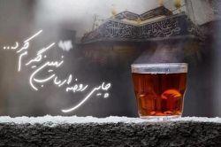 عرق کهنه ی شیراز مرا مست نکرد چایی تازه دم روضه زمین گیرم کرد