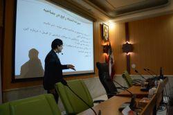 دکتر هادی شاهی سخنران کلینیک آموزشی
