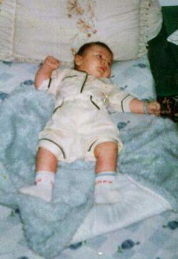 من یهویی  وقتی کوچولو بودم