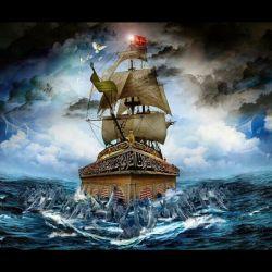 من وقتی کشتی نجات رو میبینم میگم : حسین .....