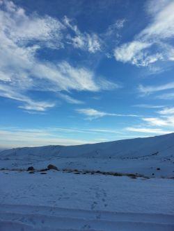 کوه های آلوارس سرعین - اردبیل #امروز