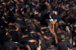 #سوگواره93   شب عاشوراحسینیه معتمدی بندر گناوه /عکس بدون ادیت و با تکنیک سرعت شاتر