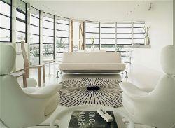 کاربرد رنگ سفید در طراحی