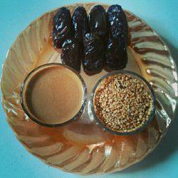 خرما، ارده بوشهری