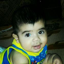 پسرم محمدزمان