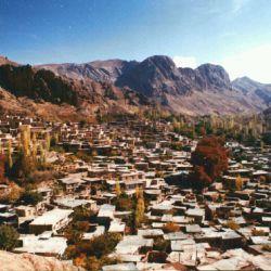 روستای توریستی رویین در استان خراسان شمالی